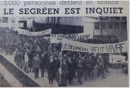 Courrier de l'Ouest du 23 Octobre 1967