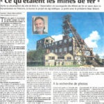 Article Courrier de l'Ouest du 18 octobre 2016